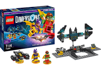 LEGO DIMENSIONS Story Pack Batman Movie Spielfiguren