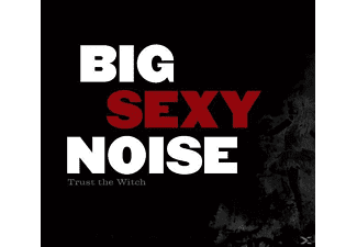 Lydia / Big Sexy Noise Lunch - Trust The Witch - (CD)