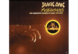Black Oak Arkansas - Complete Raunch'n Roll - Live [CD]