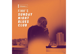 Fink - Fink's Sunday Night Blues Club Vol. 1 CD