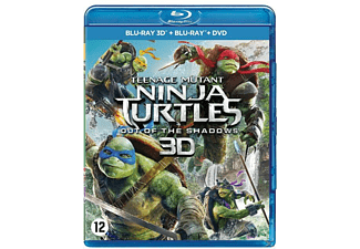 Teenage Mutant Ninja Turtles 2 - Out of the Shadows Blu-ray