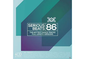 Serious Beats 86 - CD