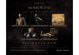 The Elder Scrolls Online - Morrowind  PS4