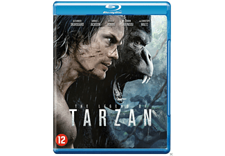 The Legend of Tarzan Blu-ray
