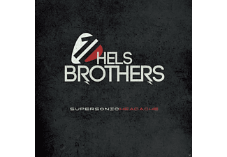 Hels Brothers - Supersonic Headache - (CD)