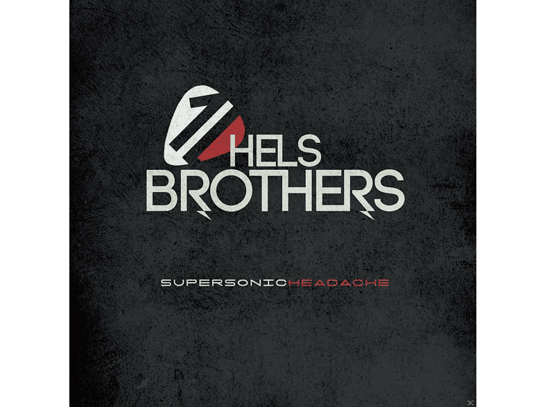 Hels Brothers - Supersonic Headache [CD]