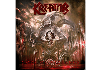 Kreator - Gods Of Violence - (CD + Blu-ray Disc)