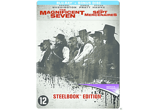 The Magnificent Seven SteelBook Blu-ray