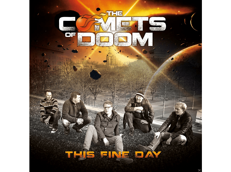 The Comets Of Doom - This Fine Day [CD]