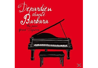 Gerard Depardieu - Depardieu Chante Barbara - (CD)