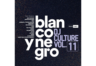 VARIOUS - Blanco Y Negro DJ Culture Vol.11 - (CD)