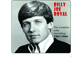 Billy Joe Royal - The Complete Early Recordings 1961- - (CD)