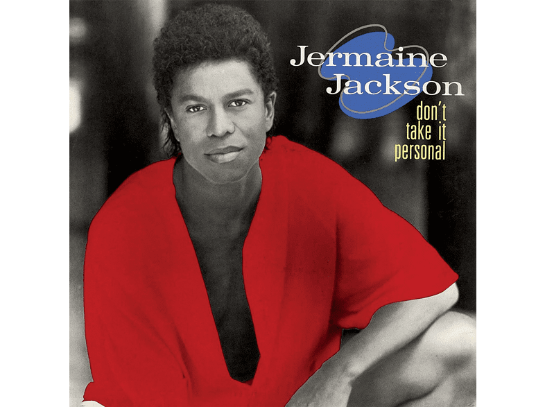 Jermaine Jackson - Don't Take It Personal [CD]