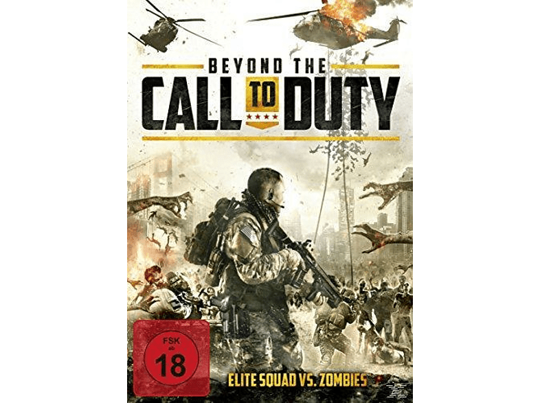 Beyond The Call To Duty - Elite Squad vs. Zombies [DVD]