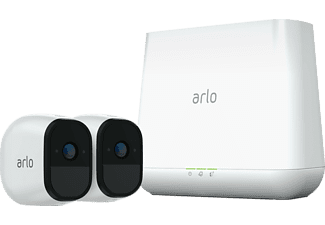 ARLO Pro Smart Home beveiligingssysteem + 2 camera's