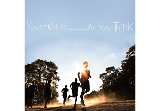 Sorority Noise - You're Not As ____  As You Think - (CD)