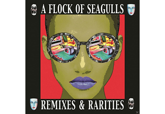A Flock Of Seagulls - Remixes & Rarities [CD]