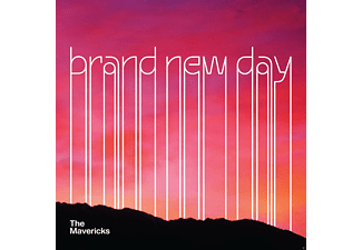 The Mavericks - Brand New Day - (CD)