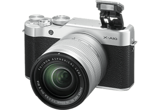 FUJI Appareil photo hybride X-A10 + 16-50 mm (D10659-SK)
