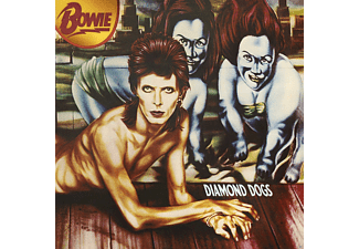 David Bowie - Diamond Dogs (2016 Remastered Version) - (CD)