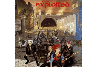 The Exploited - Troops Of Tomorrow (Digipak) - (CD)