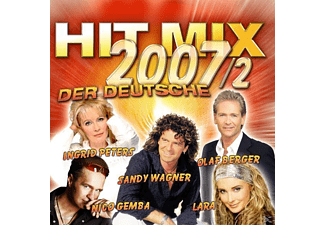 VARIOUS - Hit Mix 2007/2 - Der Deutsche [CD]