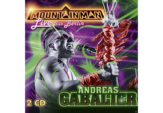 Andreas Gabalier - Mountain Man-Live Aus Berlin - (CD)