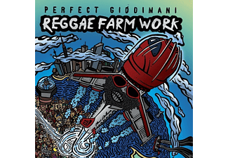 Perfect Giddimani - Reggae Farm Work - (CD)