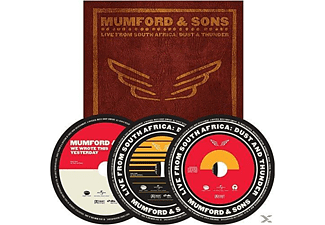 Mumford & Sons - Live In South Africa: Dust And Thunder | Blu-ray