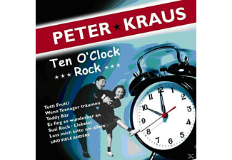 Peter Kraus - Ten o'clock-Rock - (CD)