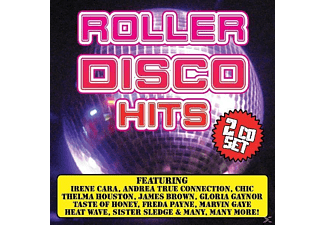 VARIOUS - Roller Disco Hits - (CD)