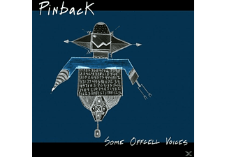 Pinback - Some Offcell Voices - (CD)