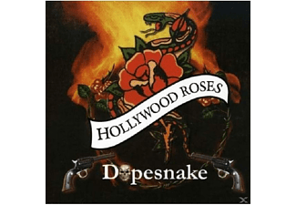 Hollywood Roses - Dopesnake - (CD)