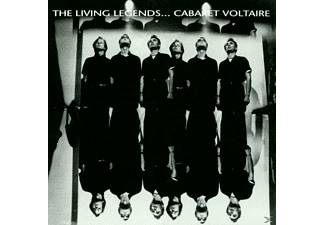Cabaret Voltaire - Living Legends - (CD)