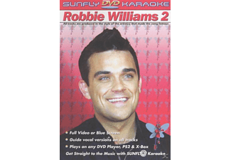 VARIOUS - Robbie Williams 2-Karaoke - (DVD)
