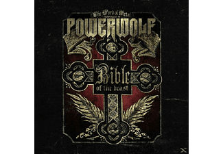 Powerwolf - BIBLE OF THE BEAST - (CD)