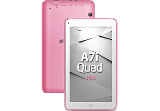 REEDER A7i Quad Pink 7 inç IPS Ekran Intel Sofia 3GR 1.1 Ghz 2 GB 8 GB Android 5.1 Tablet PC