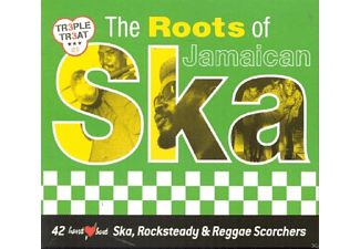 VARIOUS - The Roots Of Jamaican Ska - (CD)