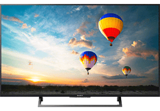 "SONY KD43XE8005BAEP XE80 43"" LED 4K ULTRA HD  HDR (HIGH DYNAMIC RANGE) 