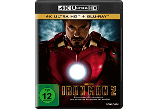 Iron Man 2 - 4K UHD Blu-ray - (4K Ultra HD Blu-ray + Blu-ray)