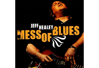 Jeff Healey - Mess Of Blues (CD)