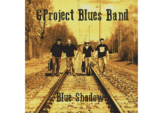 Gproject Blues Band - Blue Shadow - (CD)