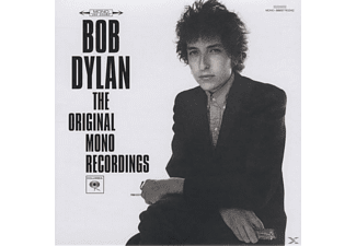 Bob Dylan - The Original Mono Recordings - (CD)