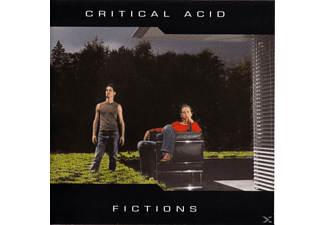 Critical Acid - Fictions - (CD)