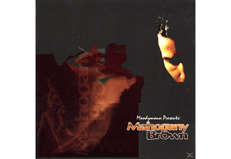 Moodymann - Mahogany Brown - (CD)