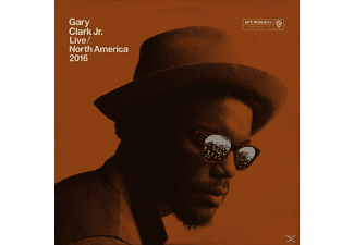 Gary Clark Jr. - Live North America 2016 - (CD)