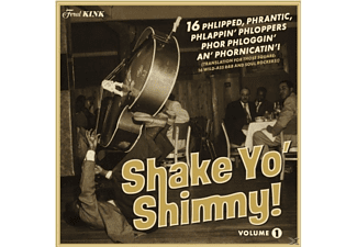 VARIOUS - Shake Yo' Shimmy Vol.1 - (Vinyl)