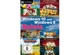 Windows 10 und Windows 8 Spiele - PC