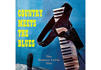 Ramsey Trio Lewis - Country Meets The Blues - (CD)