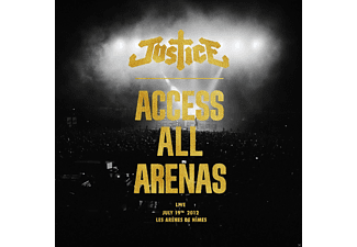 Justice - Access All Arenas (2017,new p [Vinyl]